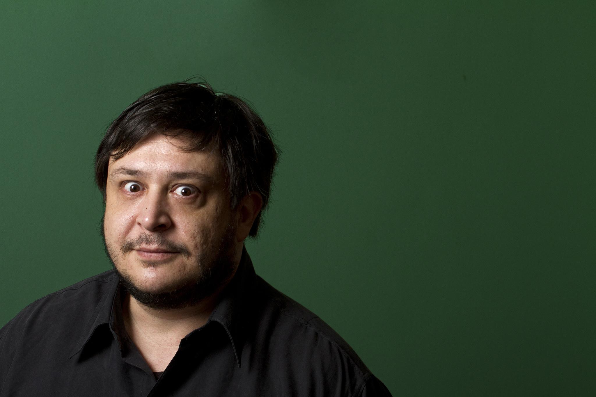 """Hernán Casciari: """"Si no pusiera mis libros online sería un hipócrita en mi discurso"""""""