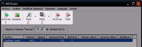 mp3gain tutorial como usar