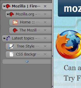 tree style tab