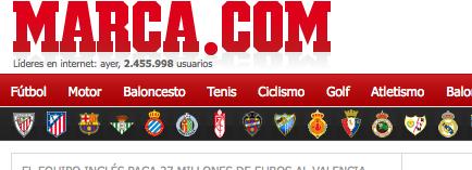 """Entrevista Álvaro Varona (Marca.com): """"En internet todos somos iguales"""""""