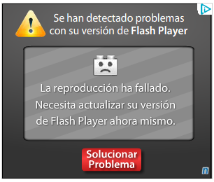 Flash scam