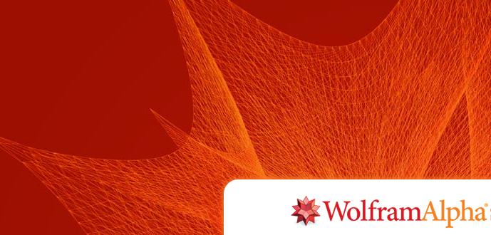 Wolfram Alpha Pro ¿hablamos ya de un buscador cotidiano?