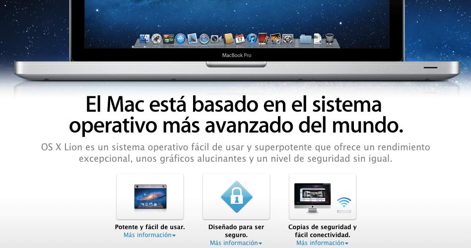 Apple ya no se moja con la ausencia de virus