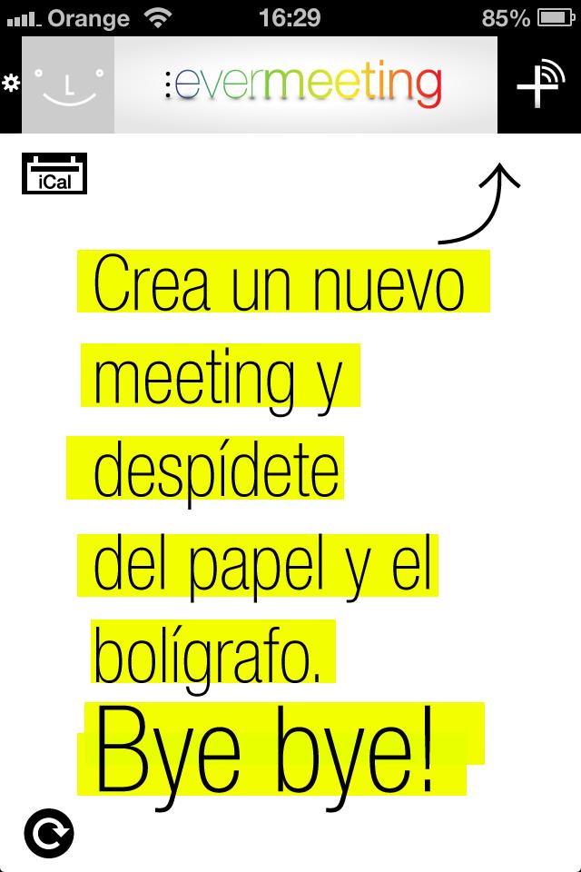 Evermeeting, aplicación indispensable para reuniones