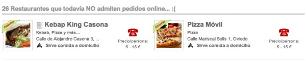 La Nevera - Online