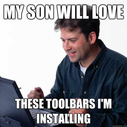 Papi es un geek