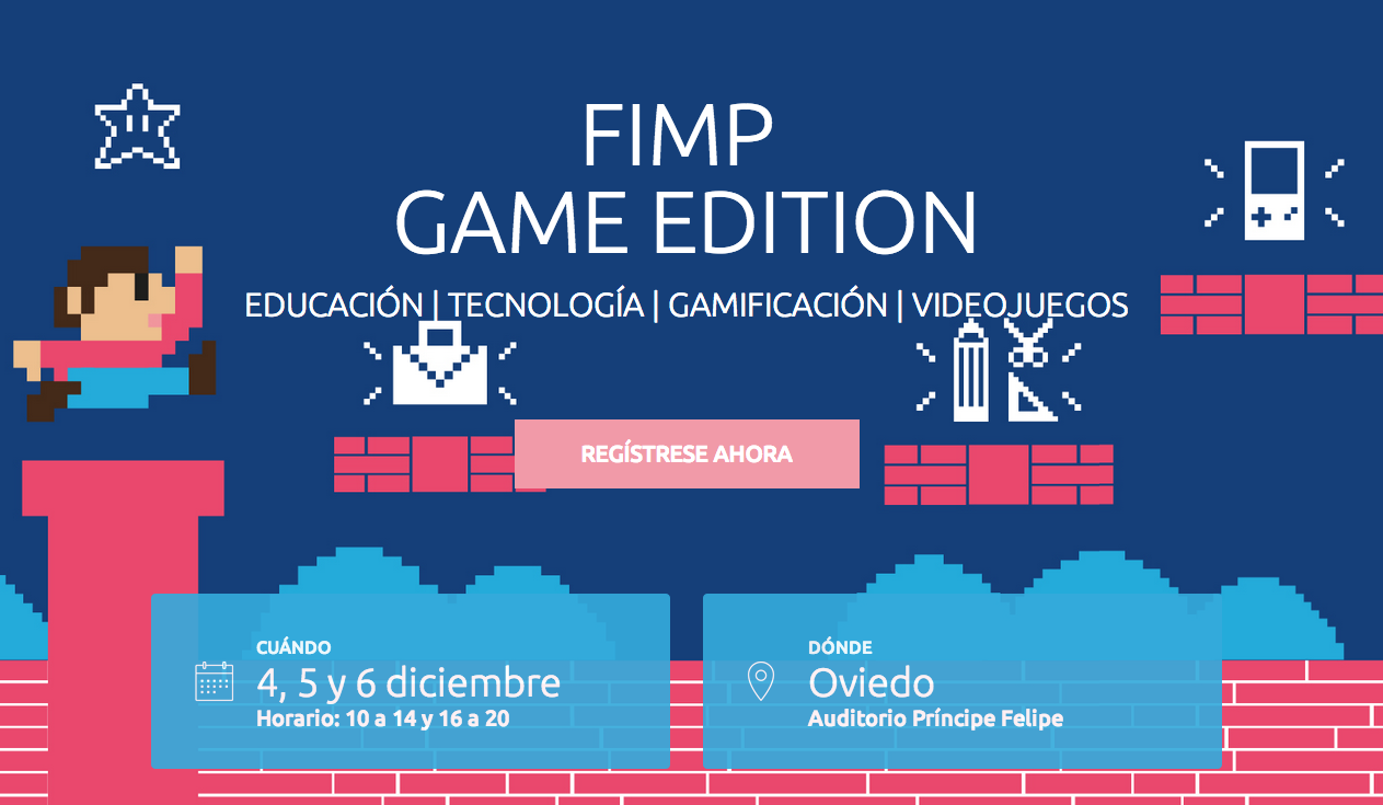FIMP 2014 – Detrás del videojuego