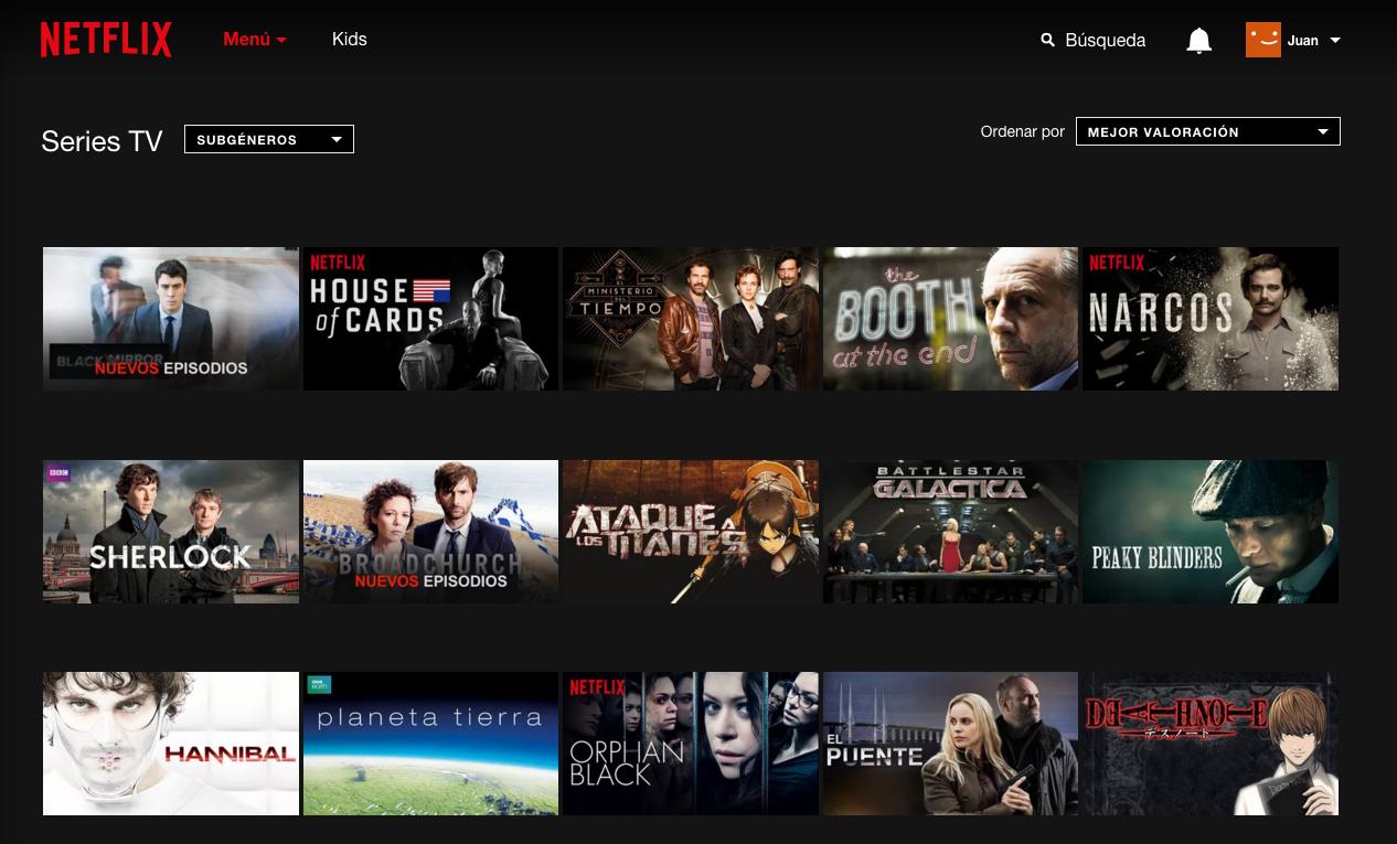 1 mes con Netflix ¿merece la pena?